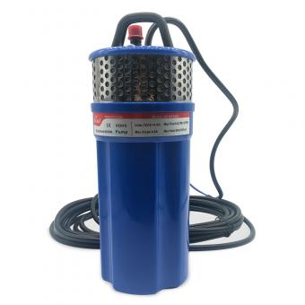 Deep Well Submersible Pumps