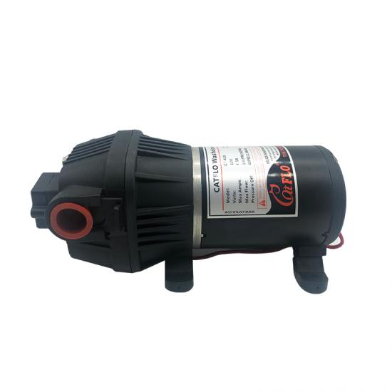 high flow washdown pump